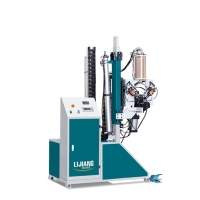 Buy cheap 0.65mpa 2500*2500mm 27a Desiccant Filling Machine Double Glazing Glass Machine from wholesalers