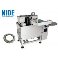 Buy cheap High Speed Stator Insulation Paper Inserting Machine For Gasoline Generator from wholesalers