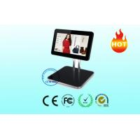 Buy cheap Floor Standing LCD Kiosk Dual Core / wireless touch screen monitor from wholesalers