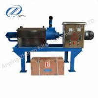 Wholesale High Output Pig Cattle Dung Dewatering Machine Solid Liquid Separator from china suppliers