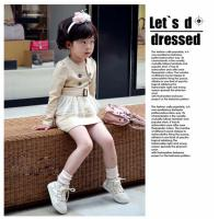 Best selling children clothing baby girl dresses kids branded clothing wholesale Manufactures