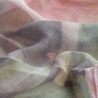 Wholesale Cashmere-like Scarf, Customized Specifications are Accepted, Measures 70x26+3x2 Inches from china suppliers
