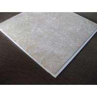 Buy cheap Mothproof PVC Ceiling Panels Plastic Wall Plate Environmental from wholesalers