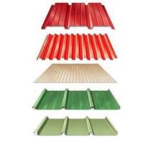 Buy cheap SGC340 DX51D + AZ colored galvalume corrugated steel sheets for roof, wall from wholesalers