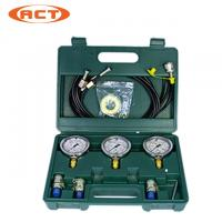 Buy cheap Electric ACT Excavator Spare Parts / Hydraulic Pump Pressure Gauge kit from wholesalers