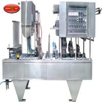 Buy cheap BG60A Can Sealer Cup Filling And Sealing Machine from wholesalers