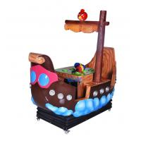 Buy cheap Frog Hamster Game Machines  For Kids Coin Operated Arcade L2400* W 1000*x H1830mm from wholesalers