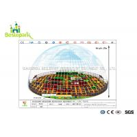 Wholesale EVA Cover Indoor Soft Playground Colorful Theme With Electric Basketball Games from china suppliers