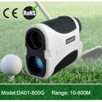 Buy cheap 6x25 400m Laser rangefinder distance measurement with pin seeking function golf organizer from wholesalers