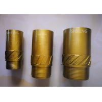 Buy cheap Customised BQ Drill Pipe , Drill Rod Thread Types For Mineral Exploration from wholesalers