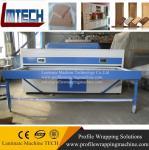 Buy cheap pvc film vacuum membrane press machine from wholesalers