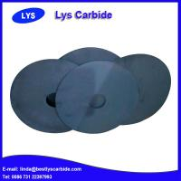 Buy cheap Tungsten Carbide Disc Cutters Blanks from wholesalers