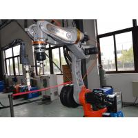 Buy cheap Compact Automated Welding Machine Small Wrist High Torque Laser Vision Sensing from wholesalers