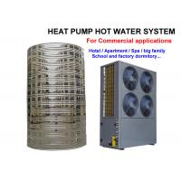 Wholesale 4.0 Cop Commercial Grade Water Heater , Air Energy Water Heater Freestanding from china suppliers