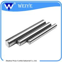 Buy cheap Shock Resistance Cemented Carbide Rods / Solid Carbide Blanks High Elastic Modulus from wholesalers