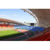 Buy cheap High Strength Lightweight Structural Steel Roof Trusses For Sport Hall from wholesalers