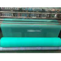Wholesale Scaffolding Mesh Construction Safety Nets , HDPE Debris Safety Netting Green Colours from china suppliers