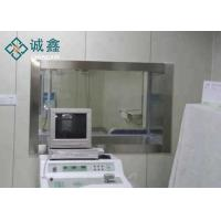 Buy cheap Radiation Proof Lead Glass Radiation Shielding X ray Thickness 12 mm from wholesalers