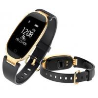 Buy cheap Bluetooth Waterproof Smart Watch Women Fashion S3 Ladies Heart Rate Monitor Fitness Tracker Lady watches for Android IOS from wholesalers