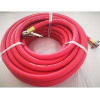 Wholesale Aging Resistant 300PSI  Polyester Fiber Reinforcement Rubber Tyre Inflator Replacement Hose from china suppliers