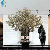 Wholesale Special Style Artificial Tree Plant , Begonia Flower Tree 5-10 Years Life Time from china suppliers