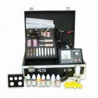Buy cheap Professional Tattoo Kit, Includes Guns, Power, Needles and Ink from wholesalers