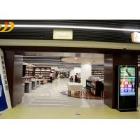 China LCD digital Advertising machine signage for video / picture , advertising screen display on sale