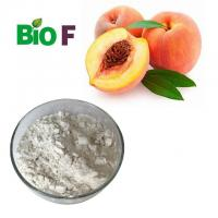 Buy cheap Freeze Dried Fruit Powder Nutrition Peach Extract Powder For Weight Control from wholesalers
