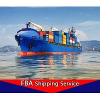 Buy cheap Shenzhen - SNA4 Amazon FBA Forwarder For Foreign Trade Companies from wholesalers