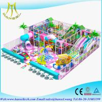 Wholesale Hansel indoor amusement center theme park equipment for sale  party places for kids cheap plastic playhouses for kids from china suppliers