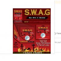 S. W. a. G. - Super Fast + Potent Male Enhancement Swag Strong Formula Sex Pills for Sex Enhancer Sexual Enhancement Manufactures