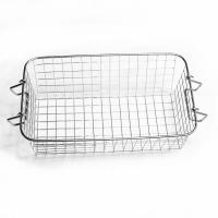 Buy cheap Home Wire Mesh Basket , 304 316L Stainless Steel Fruit Storage Basket from wholesalers