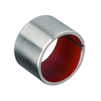 Buy cheap PTFE Coated Composite Material Self Lubricating Plain Bearing from wholesalers