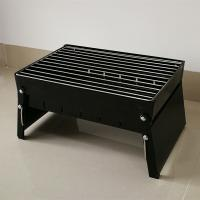 Buy cheap Outside Portable BBQ Bar B Que Grills Use On The Table , Easily Cleaned from wholesalers