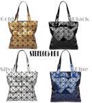 Buy cheap WHOLESALES fashion handbag Geometric Ladies shopper Bag Glossy design Women Tote Shoulder Bag customized bag supplier from wholesalers
