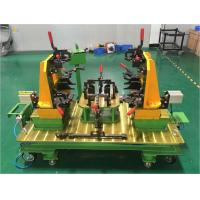 Buy cheap Special Cowl Welding Jig Fixture Automotive Part With Al Main Material product