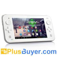 Buy cheap JXD S7300 - 7 Inch Android 4.1 Gaming Console Tablet (1.3GHz Dual Core CPU, Dual Joysticks, 8GB Memory, Emulator) from wholesalers
