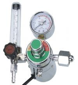 China Adjust Argon Gas Pressure Regulator , 250 Bar CO2 Pressure Regulator 36V - 220V on sale