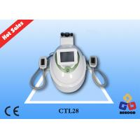 Buy cheap 110V/220V Cooling Sculpting Machine Wtih Third-generation RF and Cavitation Technology from wholesalers