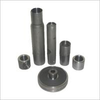 China Carbon Steel CNC Turned Parts , Powder Coating Auto Machined Metal Parts on sale