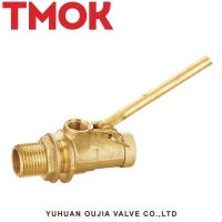 Buy cheap Adjustable Mini Brass Float Valve from wholesalers