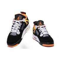 Buy cheap Cheap Air Jordans Shoes for sale black yellow orange from wholesalers