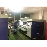 High Production Digital Textile Printing Fabric Machine Epson dx5 Printer Head Manufactures