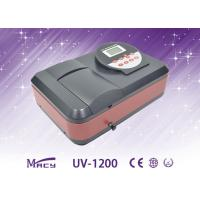 Rhodamine B Automatic Single Beam Spectrophotometer Indigo With LCD Screen Manufactures