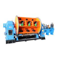 Buy cheap Safety Rigid Stranding Machine Bobbin 63 Cm With Automatic Shutdown Device from wholesalers