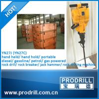 China Yn27c Pneumatic Gas Powered Rock Drill on sale