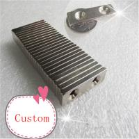 Buy cheap Countersunk Rare Earth Permanent Strong Neodymium Magnets N35SH - N45SH from wholesalers