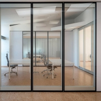 Buy cheap Office Hotel Shower Partition Precision CNC Aluminium Profile from wholesalers