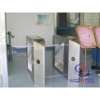 Buy cheap Bus Station Entrance Turnstile Security Gates / Factory Automatic Turnstiles from wholesalers