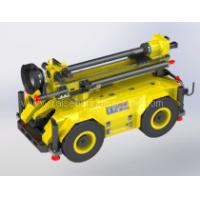 Buy cheap Hydraulic Core Drilling Rig/ Mobile Drilling Equipment For Ore , Coal , Sampling from wholesalers